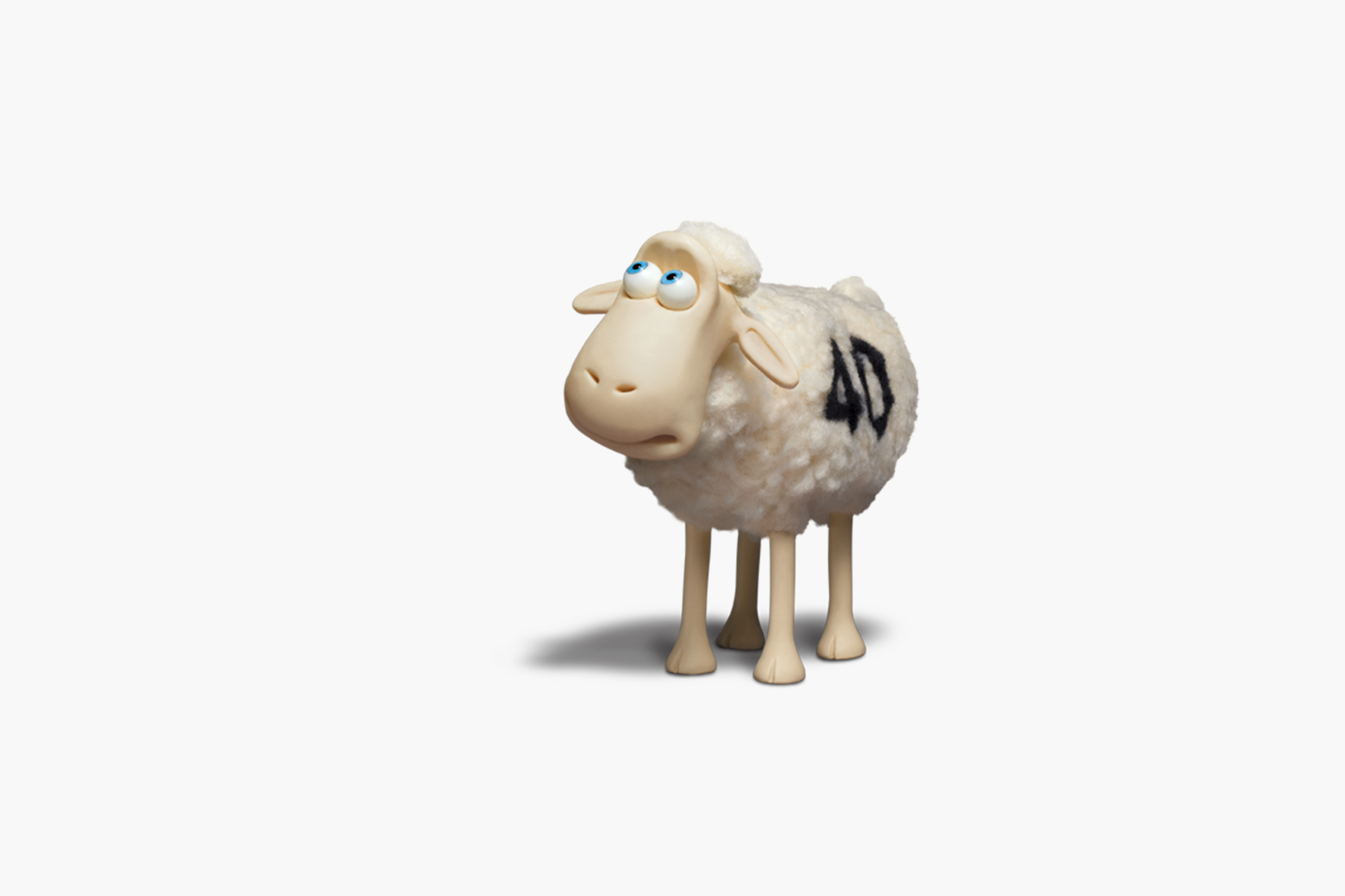 Single Serta sheep