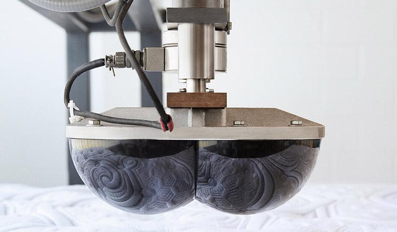 Mattress press